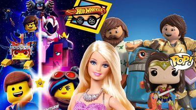 Lego, Playmobil, Barbie, Funko : les jouets s'animent à l'écran