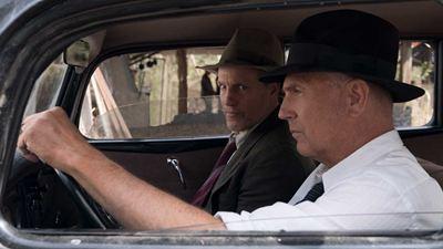 Bande-annonce The Highwaymen : Kevin Costner et Woody Harrelson sur les traces de Bonnie & Clyde