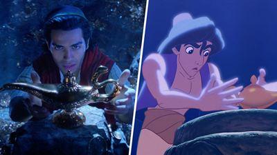 Aladdin : 10 différences avec le film d'animation original [SPOILERS]