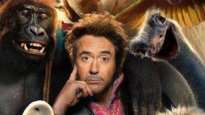 Bande-annonce Dr Dolittle : après Avengers, Robert Downey Jr parle aux animaux
