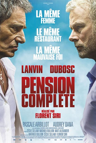 Pension complète [DVDRiP] Francais