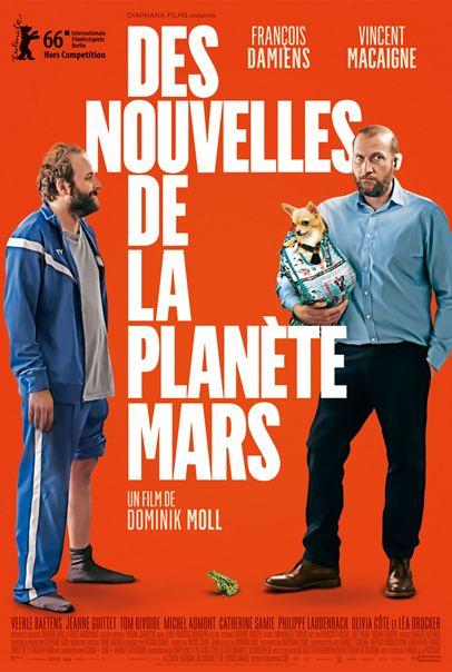 Des nouvelles de la planète Mars [DVDRiP] Francai