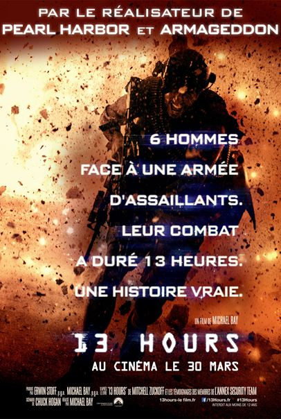13 Hours [BDRip] TrueFrench