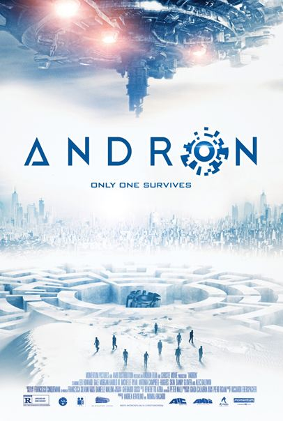 Andron - The Black Labyrinth [HDRip] Francais