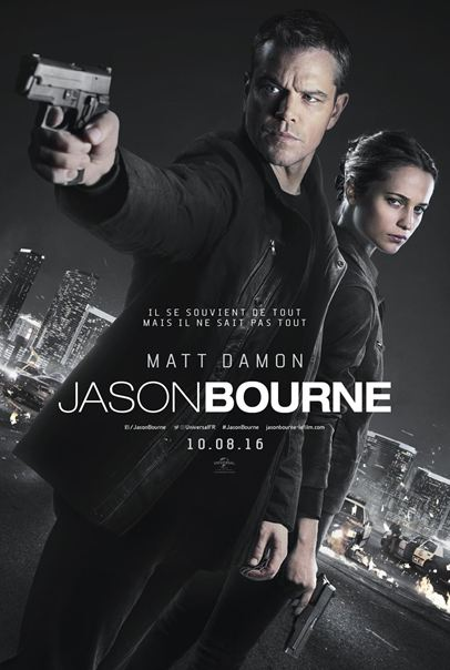 Jason Bourne [HDRip] TrueFrench