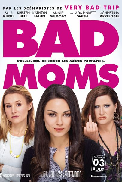 Bad Moms [BRRiP] Francais