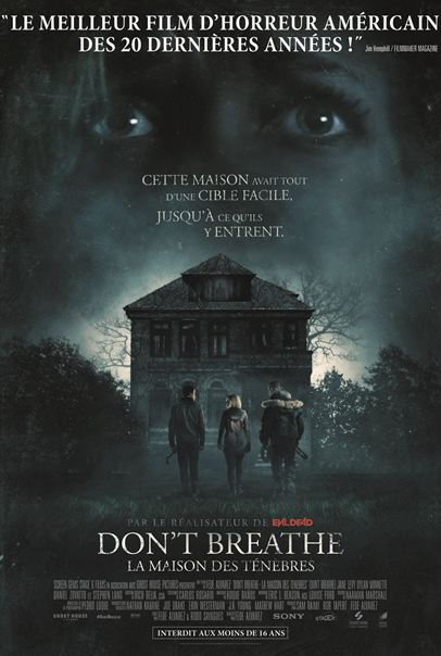 Don't Breathe - La maison des ténèbres [BRRiP] Francais
