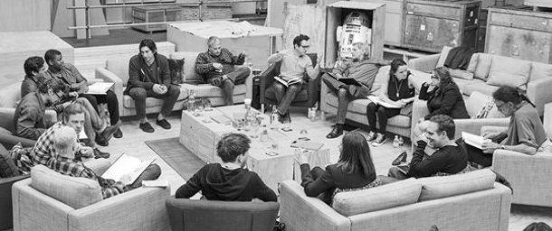 le casting de star wars vii jack o 39 connell paul rudd camille cottin 15 visages qui vont. Black Bedroom Furniture Sets. Home Design Ideas