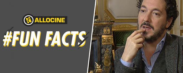 #Fun Facts - Saviez-vous que Guillaume Gallienne avait joué avec Nicolas Cage ?