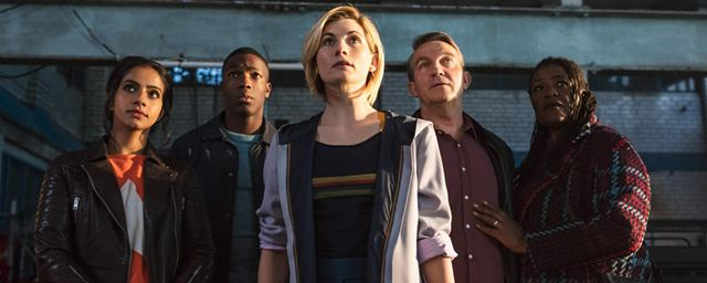 Doctor Who : un record d'audience pour le Docteur Jodie Whittaker