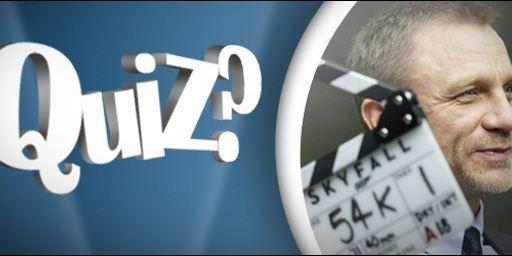 Quiz Ciné - L'année cinéma 2012 !