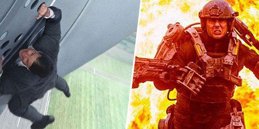 Oblivion, Jack Reacher... : Tom Cruise VS les méchants !