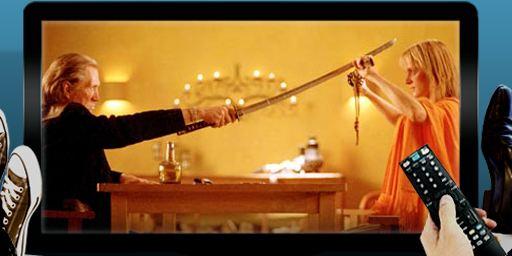 "Ce soir à la télé : on mate ""Kill Bill volume 2"" et ""Million Dollar Baby"""