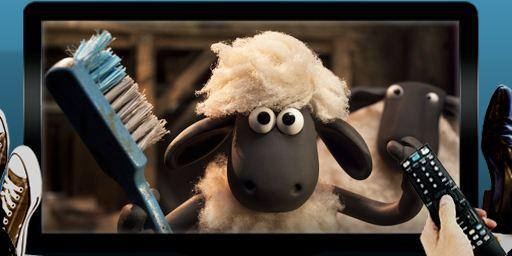 """Ce soir à la télé : on mate """"Shaun le mouton"""" et """"On connaît la chanson"""""""
