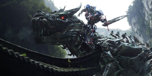 Making-of Transformers 5 : les robots mettent le turbo !