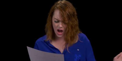 "Emma Stone, Natalie Portman, Andrew Garfield... chantent ""I Will Survive"""