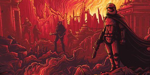 Star Wars, Avatar, Avengers... Ces affiches IMAX à couper le souffle