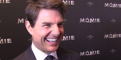 Tom Cruise : et si ses personnages rencontraient la Momie ? [INTERVIEW]