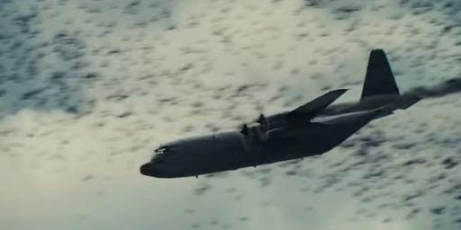 La Momie : comment a été réalisée la scène de l'avion ?