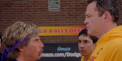 Dodgeball : Ben Stiller et Vince Vaughn et leurs équipes se retrouvent pour la bonne cause