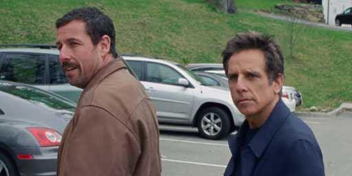 Teaser The Meyerowitz Stories : Adam Sandler, Ben Stiller et Dustin Hoffman en plein conflit familial