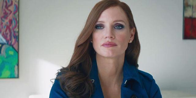 Bande-annonce Molly's Game : Jessica Chastain en pro du poker chez Aaron Sorkin