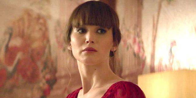 Teaser Red Sparrow : l'agent Jennifer Lawrence utilise ses charmes comme arme de service