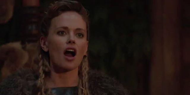 Les Legends of Tomorrow à l'époque des Vikings dans le teaser du final de mi-saison