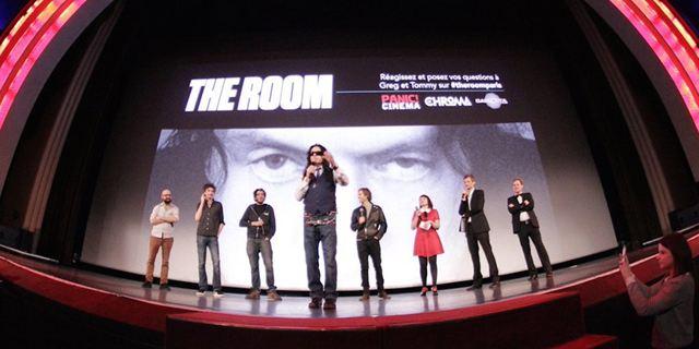 Tommy Wiseau, une foule en délire et des petites cuillères : The Room au Grand Rex comme si vous y étiez
