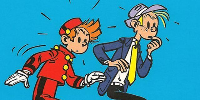 Spirou et Fantasio : mais que raconte la BD ?