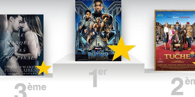 Box-office France : Black Panther franchit le million d'entrées