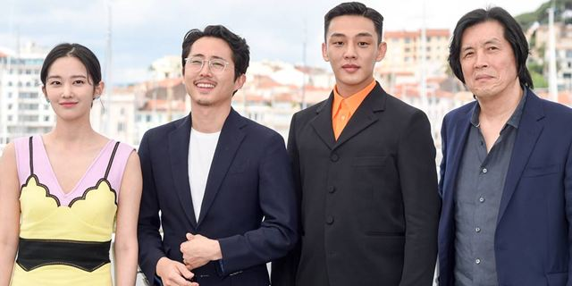 """Cannes 2018 - Burning : """"la colère est un phénomène universel"""" explique Lee Chang-Dong"""