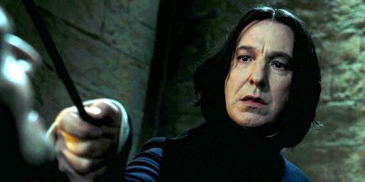 Des lettres d'Alan Rickman révèlent que le comédien était frustré par son rôle dans Harry Potter