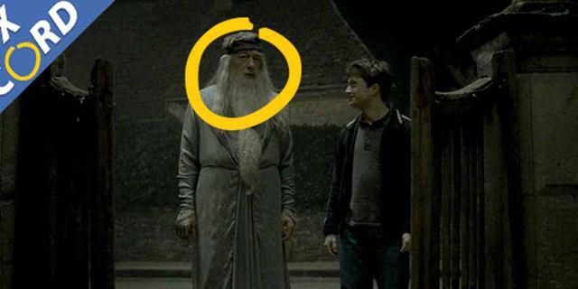 Faux Raccord : les gaffes et erreurs de Harry Potter et le Prince de sang mêlé