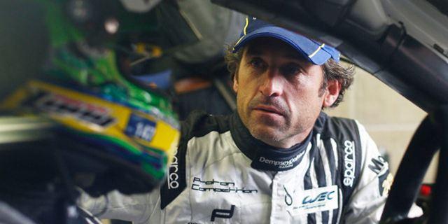 Patrick Dempsey, Brad Pitt, Jackie Chan, Matt Damon... Les stars et les 24 Heures du Mans, une histoire qui roule !