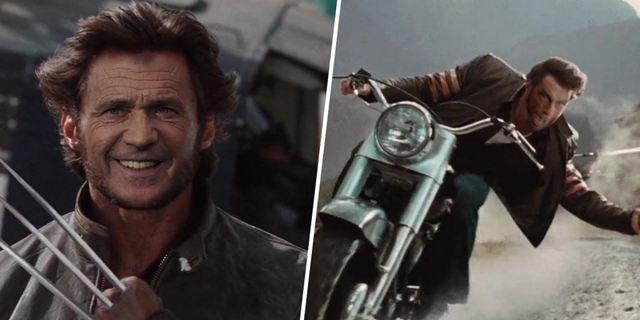 Mel Gibson et Jean-Claude Van Damme en Wolverine ??? C'est à voir dans Plans B !