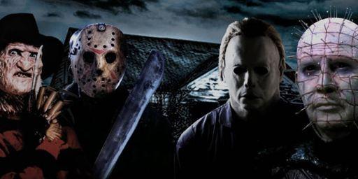 Jason, Michael Myers, Freddy... 8 Boogeymen de légende