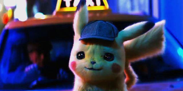 Bande-annonce Détective Pikachu : le monde des Pokémon prend vie !