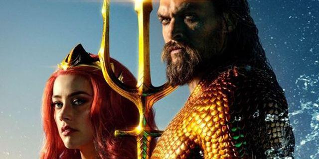 Nouvelle bande-annonce Aquaman : Jason Momoa et Amber Heard s'unissent pour sauver l'Atlantide