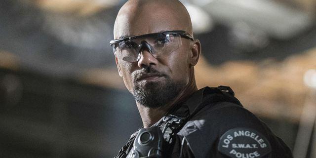 """Shemar Moore - SWAT : """"Hondo c'est Derek Morgan sous stéroïdes"""" [INTERVIEW]"""