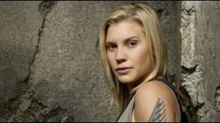 """Les premières images de Katee Sackhoff dans """"The Big Bang Theory"""""""