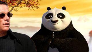"""""""Kung Fu Panda 2"""" : JCVD donne de la voix !"""