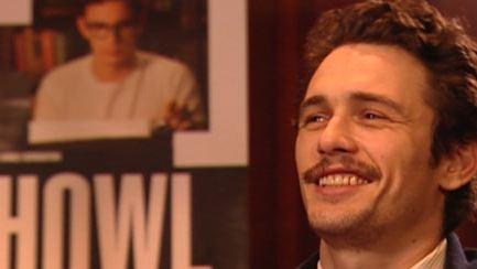 """Rencontre avec James Franco et les réalisateurs de """"Howl"""" [VIDEO]"""