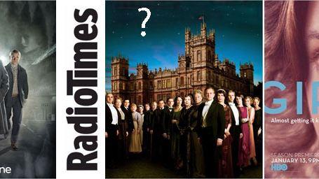 """La meilleure série de l'année est """"Sherlock""""... selon Radio Times"""