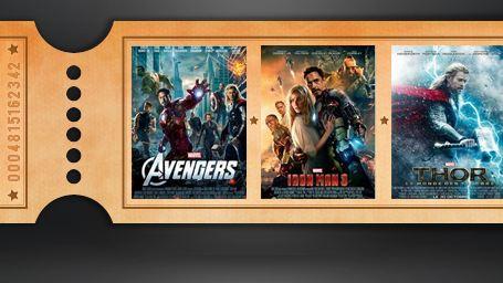 """""""Thor 2"""" est-il plus fort que """"Iron Man"""" au box-office mondial ?"""