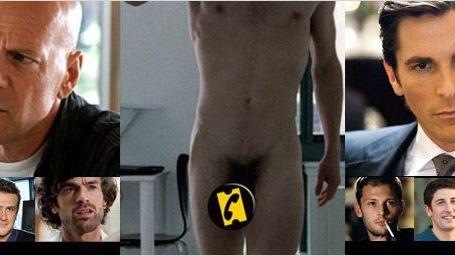 Comme Chris Pine et Ryan Reynolds, ils ont osé le nu frontal au cinéma !