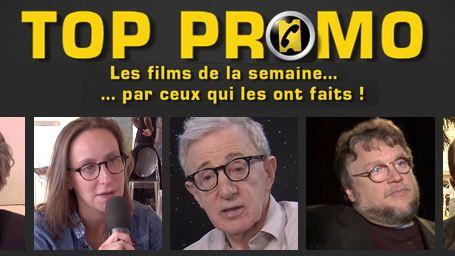 Woody Allen, Kad Merad, Christian Clavier : ils sont dans Top Promo !