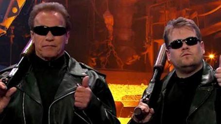 Predator, Terminator 2, Batman & Robin : Schwarzenegger rejoue sa filmo !