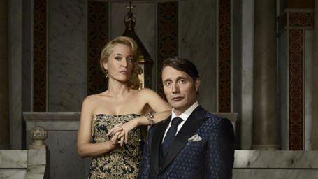 Hannibal revient aux bras de Gillian Anderson pour une nouvelle saison sanglante