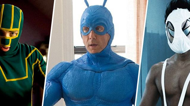 The Tick, Kick-Ass, Hero Corp... Les super-héros les plus pourris de l'univers !
